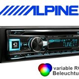 Alpine-autoradio-1din-cd-usb-bluetooth-UTE-193BT